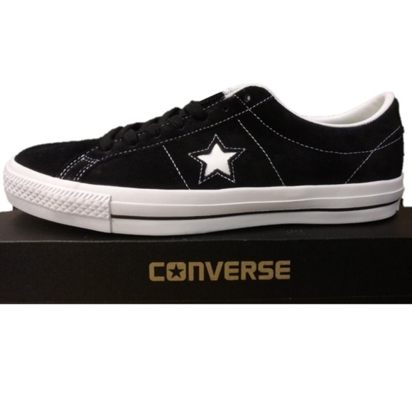 23f5c602796a Size 11 Converse One Star OX Suede Leather Shoes